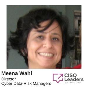 7. Meena Wahi